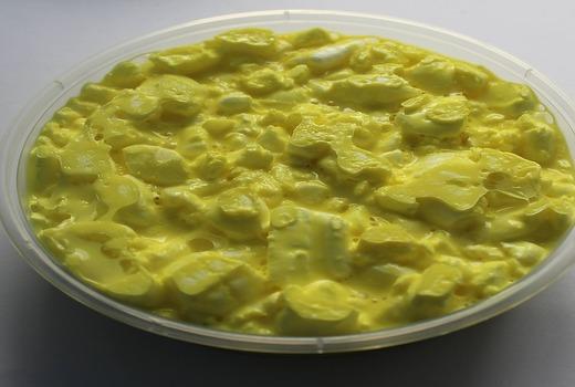 Попкорн слайм рецепт