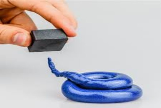 Алгоритм приготовления магнитного пластилина